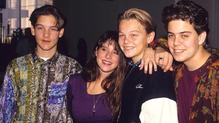 Leonardo DiCaprio und Tobey Maguire