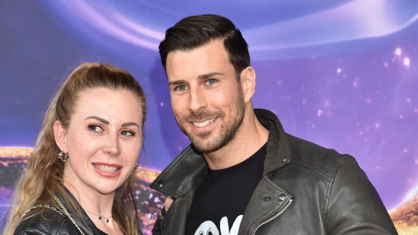 Nach Ehekrise: Leonard und Caona Freier stehen zu Problemen