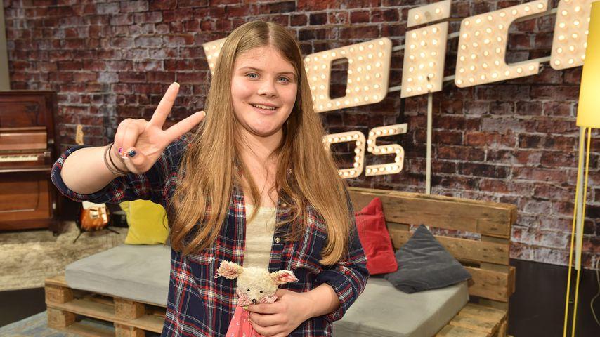 """Leonie, Teilnehmerin bei """"The Voice Kids"""" 2017"""