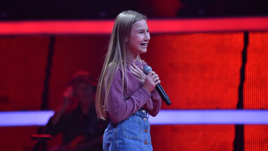 "Leonie, ""The Voice Kids""-Kandidatin 2019"
