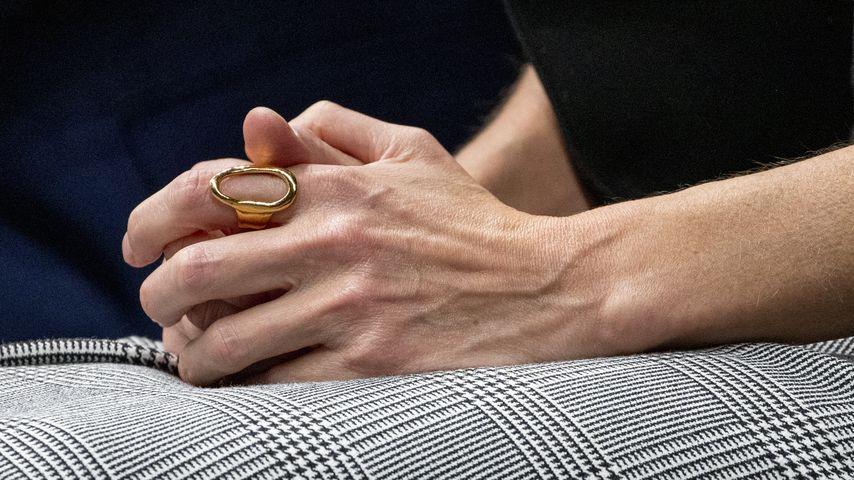 Letizia von Spaniens Designer-Ring