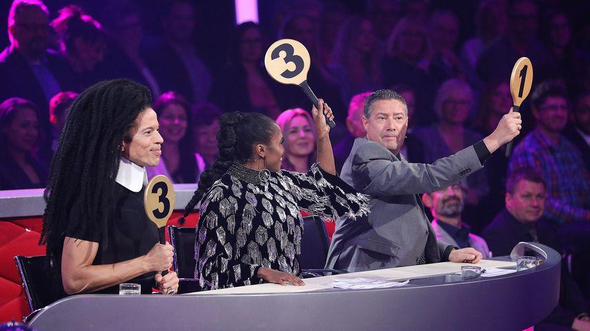 """""""Let's Dance""""-Jury in der 3. Show"""