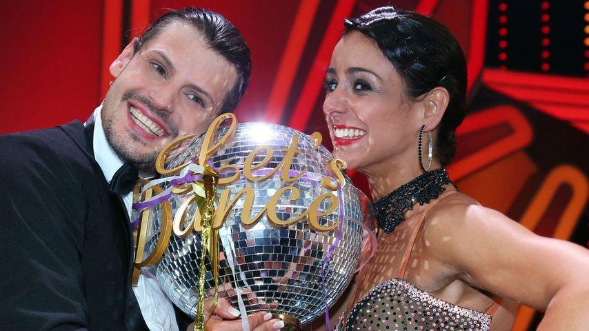 Let's Dance: So feiert Manuel Cortez seinen Sieg!