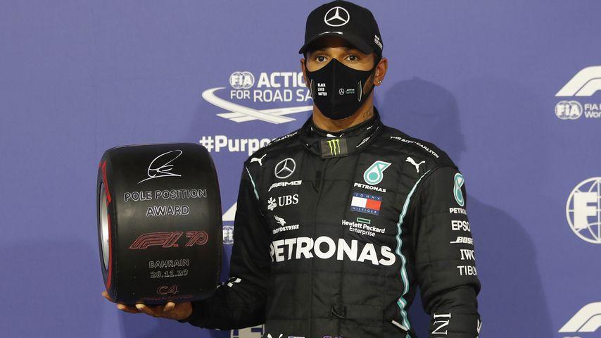 Lewis Hamilton beim Großen Preis von Bahrain im November 2020