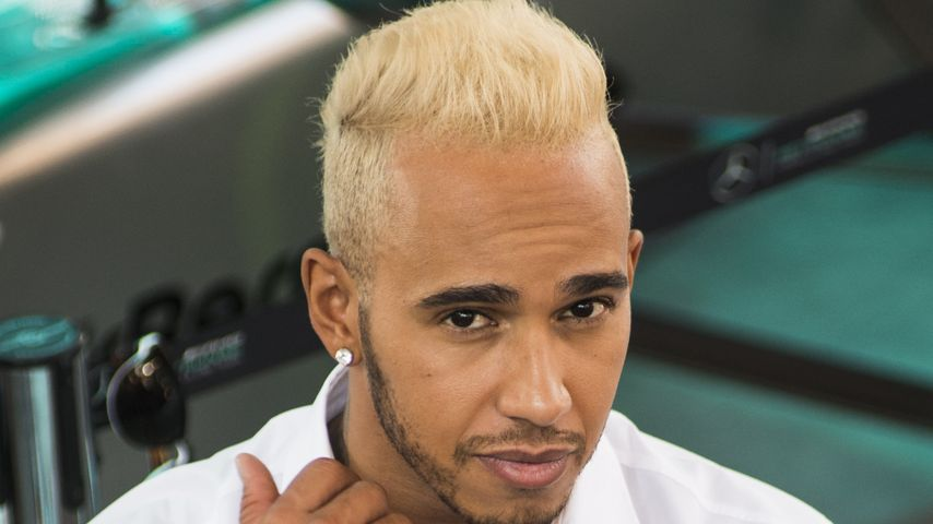 hottie alarm lewis hamilton auf der pariser fashion week. Black Bedroom Furniture Sets. Home Design Ideas