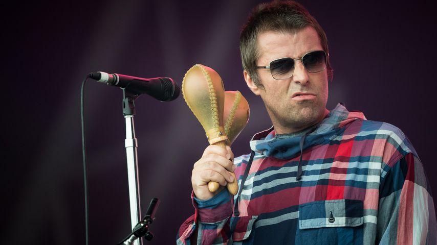 Musiker Liam Gallagher