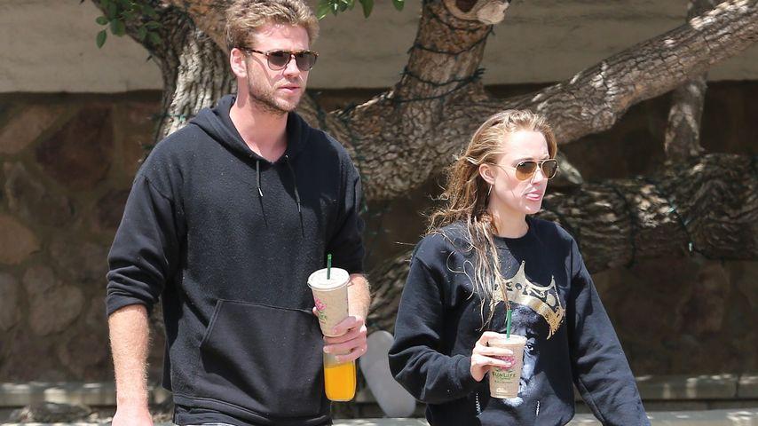 1. Pärchen-Pic: Liam Hemsworth zeigt sich mit seiner Maika