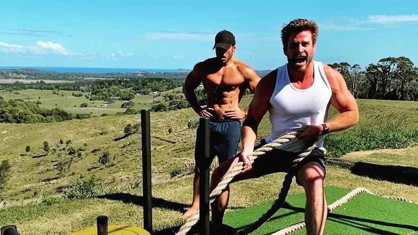 """Heftige Muskeln: Liam Hemsworth sieht aus wie """"Wolverine"""""""