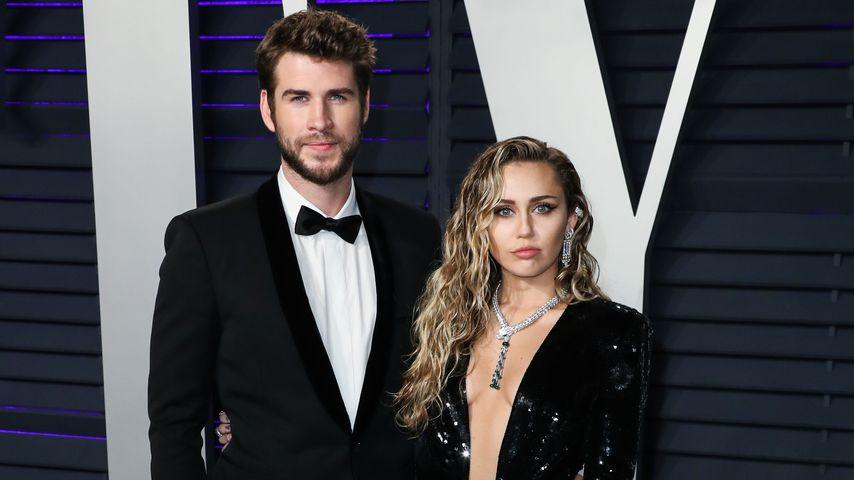 """""""Kein Zurück mehr"""": Liam & Miley wechseln kaum noch ein Wort"""