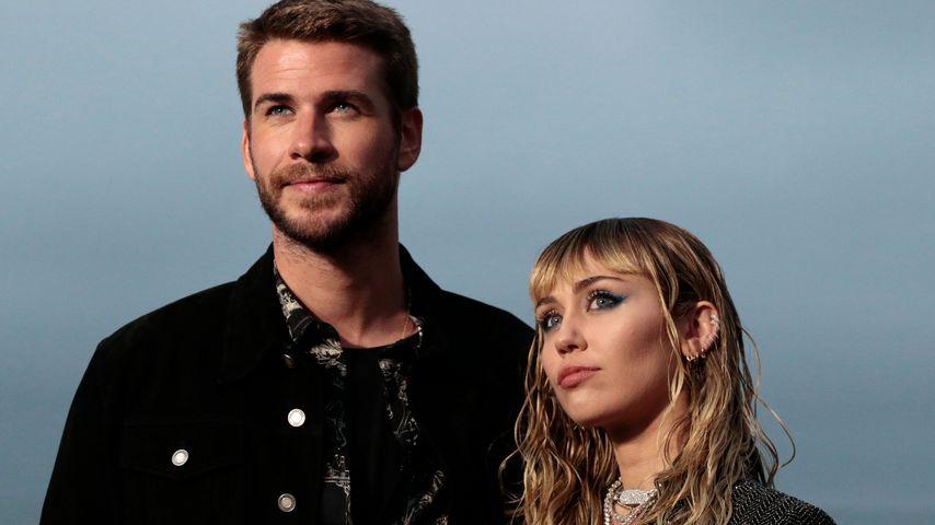 Vor ihrer Trennung: Miley Cyrus änderte sich für ihren Liam