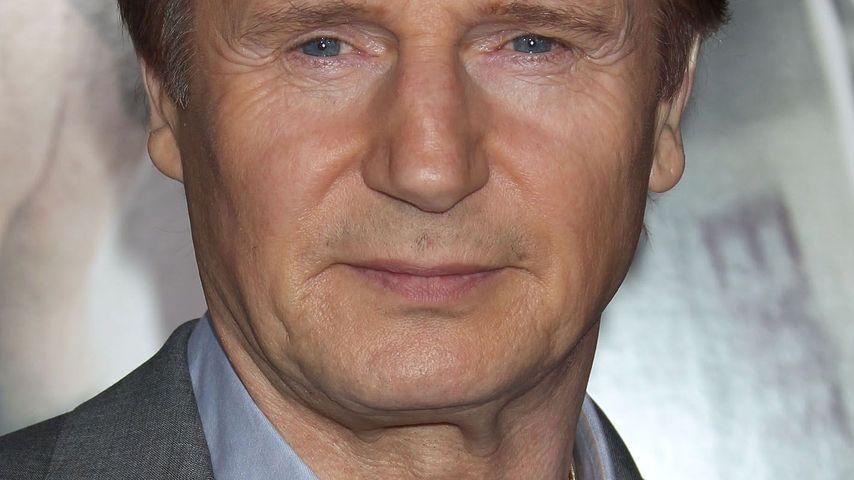Action-Held Liam Neeson ist überhaupt nicht mutig