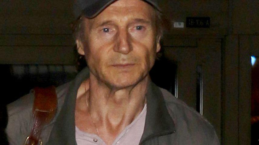 Liam Neeson & Co.: Magerwahn bei den Hollywood-Herren?