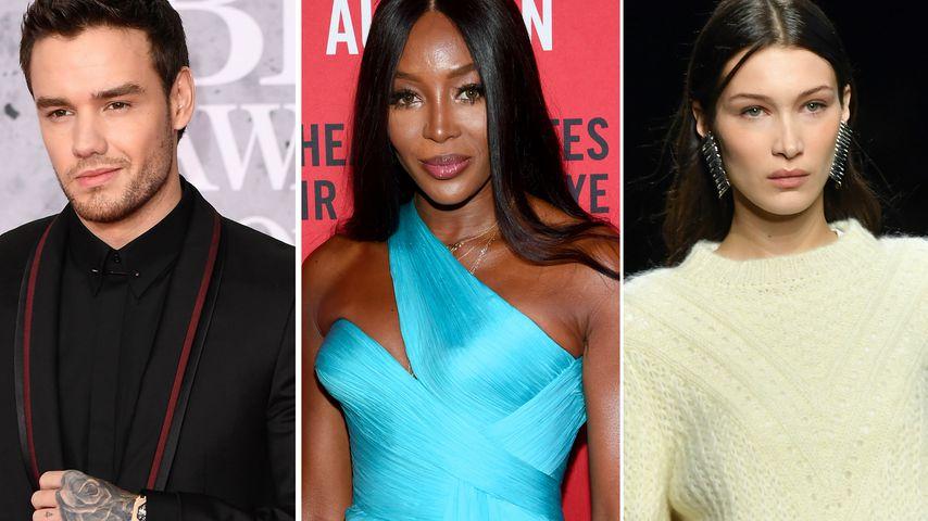 Machte Liam Payne seine Naomi mit Bella Hadid eifersüchtig?