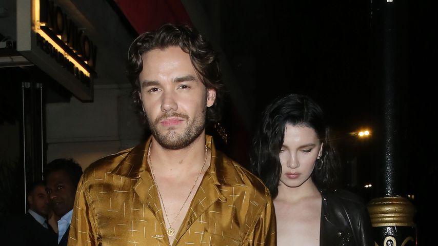 Liam Payne und Maya Henry, August 2020
