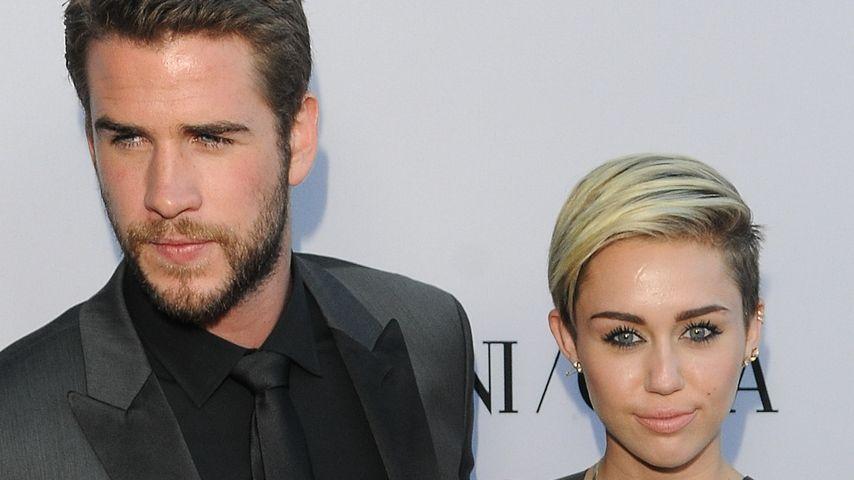 Liebes-Aus: Fehlende Intimität bei Miley & Liam?