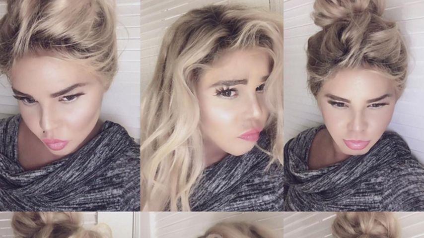 Schock-Selfies: Das ist wirklich OP-Opfer Lil Kim!