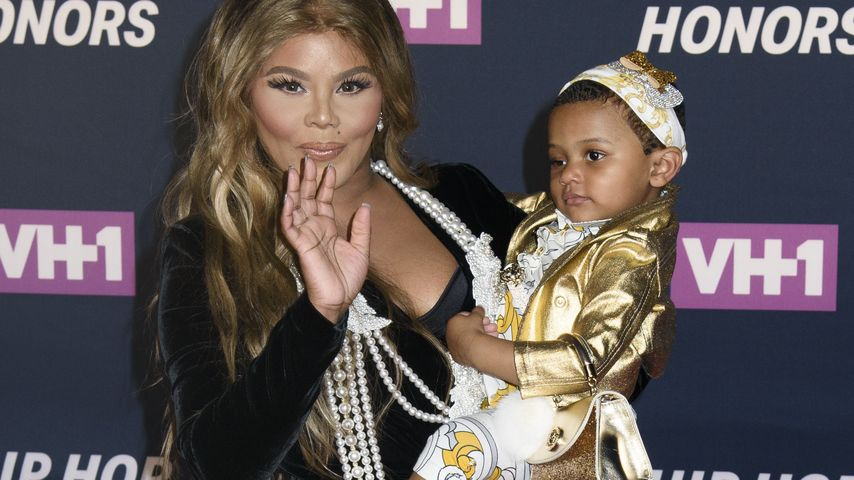 Lil Kim und Töchterchen Royal Reign bei den VH1 Hip Hop Honors