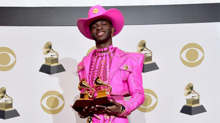 Lil Nas X bei den Grammy Awards in L.A. im Januar 2020