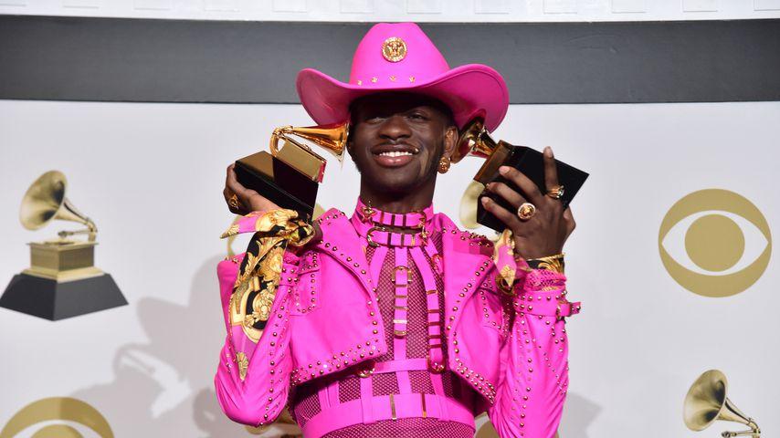 Lil Nas X bei den Grammy Awards 2020