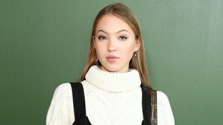 Model Lila Grace Moss
