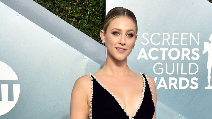 Lili Reinhart im Januar 2020 in Los Angeles