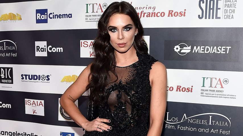 Liliana Nova beim Italia Film, Fashion and Art Fest in Los Angeles