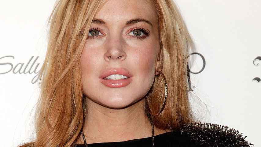 Heftiger Unfall! Lindsay Lohan im Krankenhaus