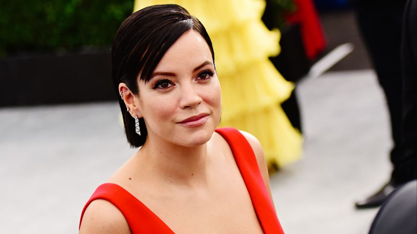 Lily Allen bei den Screen Actors Guild Awards, 2020