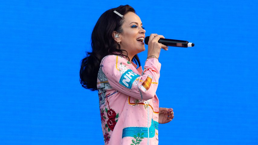 Lily Allen beim Governors Ball Festival 2019 in New York