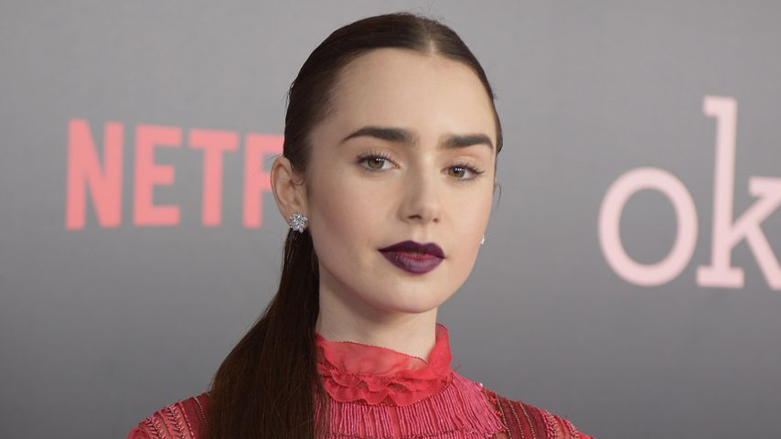 Lily Collins & Chris Evans: Erstes Liebes-Outing!