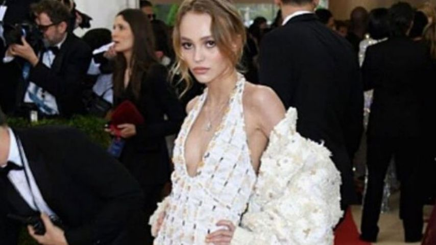 Schauspieler-Tochter Lily-Rose Depp