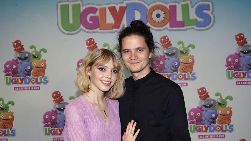 "Paar-Synchro in ""UglyDolls"": Lina & Tilman als Kuscheltiere"