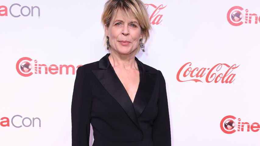 Linda Hamilton bei den Big Screen Achievement Awards in Las Vegas im April 2019