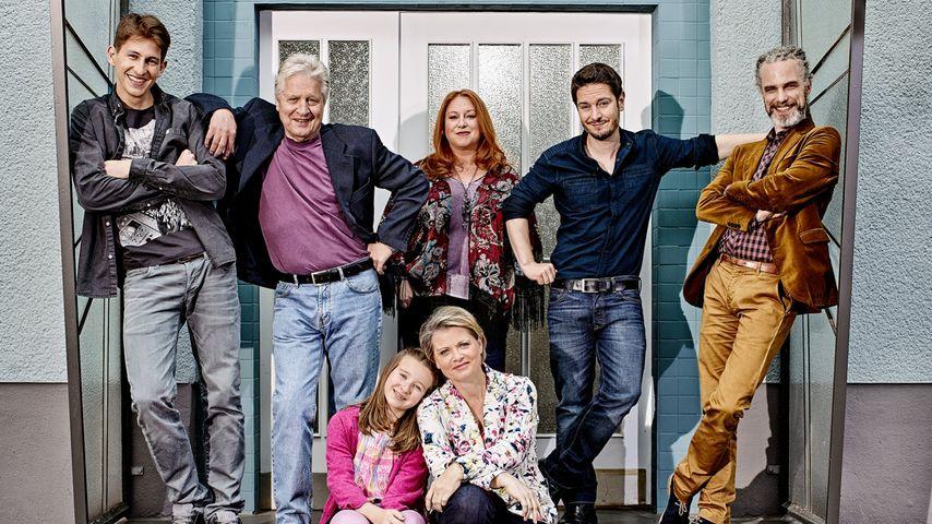 Familie Zenker aus der Lindenstraße