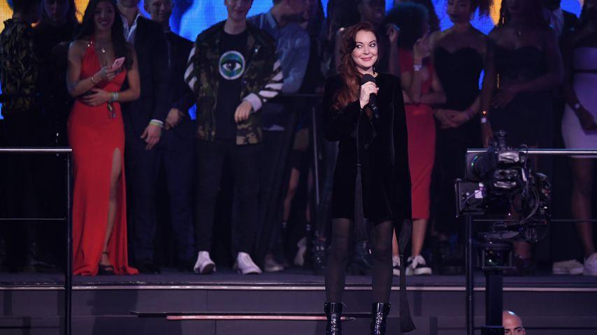 Lindsay Lohan, TV-Star
