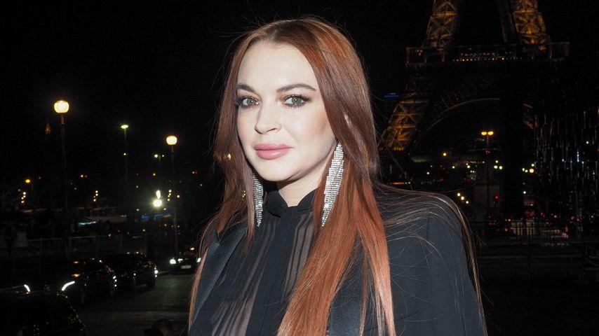 """""""Heute Schluss gemacht"""": Lindsay Lohan ist frisch getrennt!"""