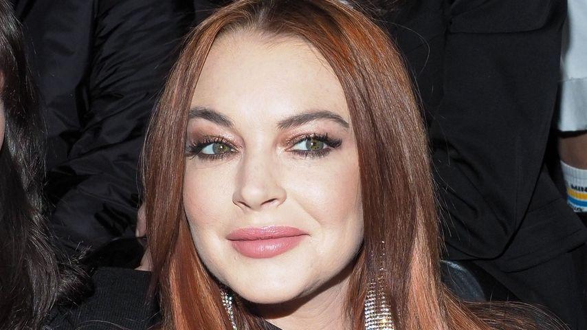 Lindsay Lohan im Februar 2019