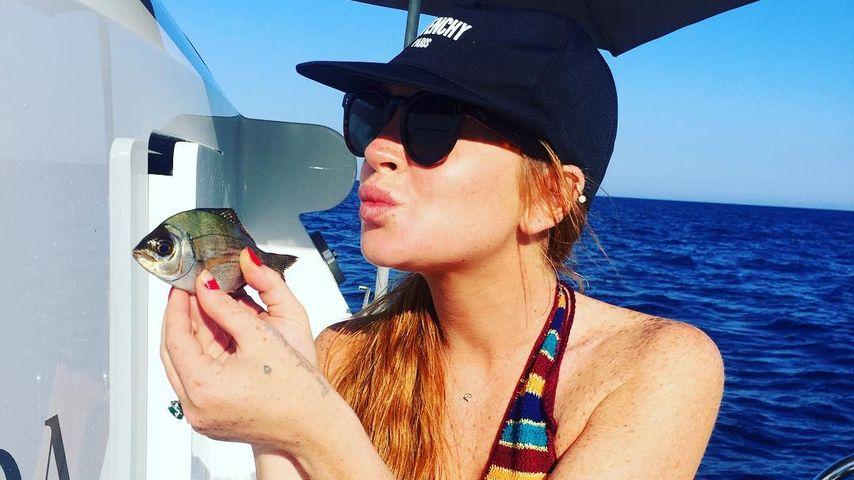 """Jetzt redet Lindsay Lohans Mama: """"Sie ist nicht schwanger!"""""""