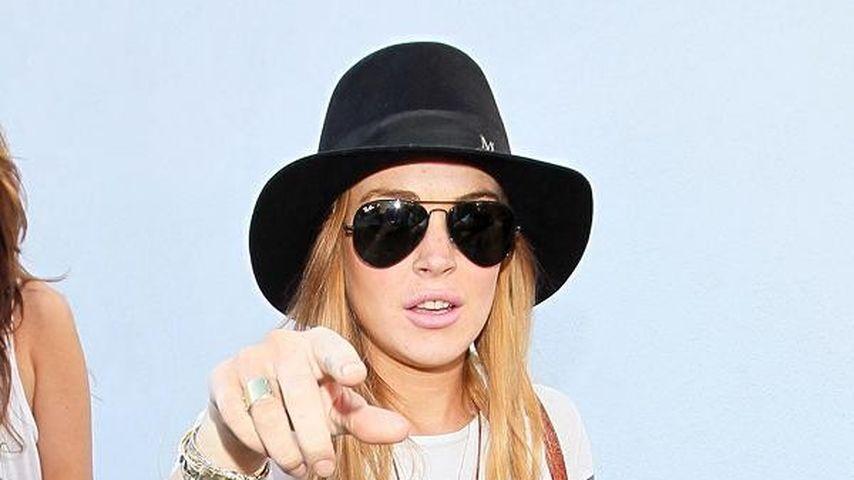 Lindsay Lohans Vater war bekifft bei Zeugung