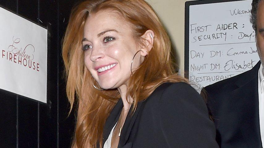 Boutique-Flitzer: Lindsay Lohan shoppt nackig!