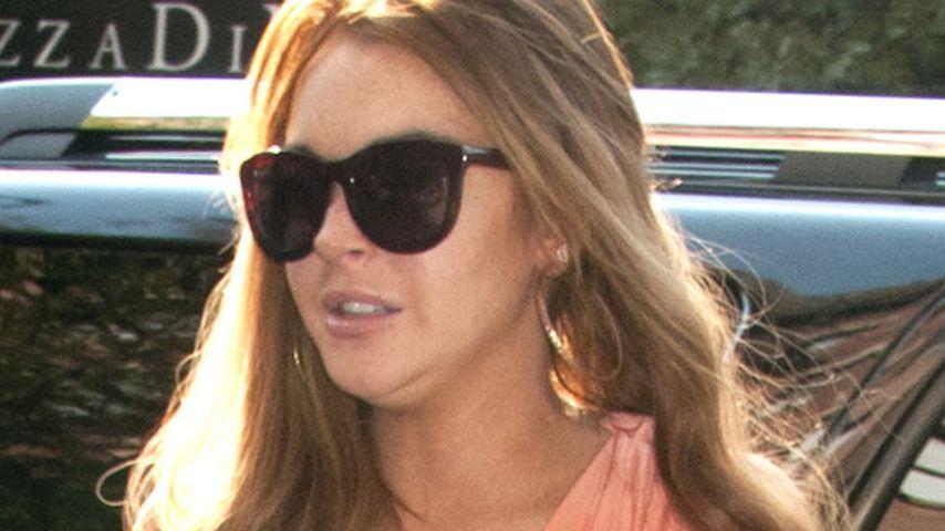 Lindsay Lohan: Wegen Fahrerflucht festgenommen