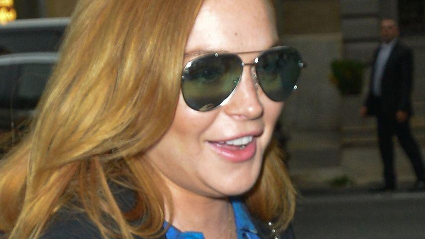 Shopping-Frust: Lindsay Lohan darf nicht einkaufen