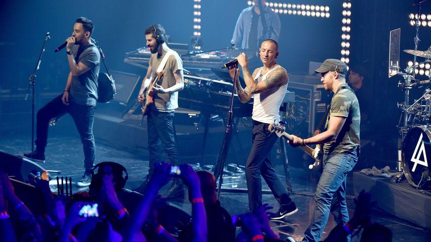 Linkin Park: Rührende Nachricht an verstorbenen Chester!