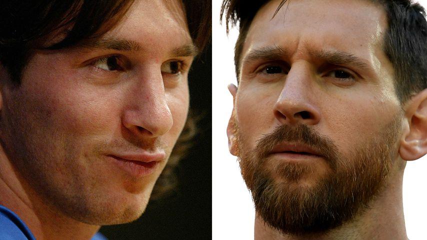Aus Messi wurde Hottie: Lionel feiert 12 Jahre WM-Karriere!