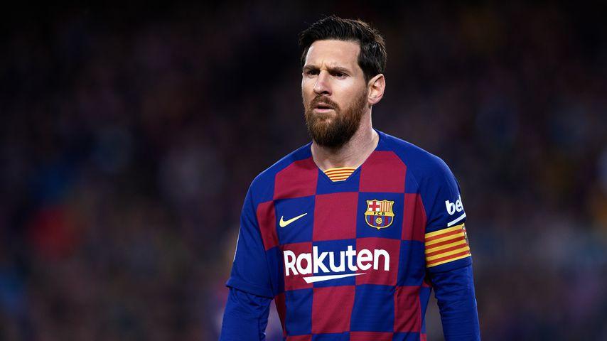 Lionel Messi, Fußball-Star