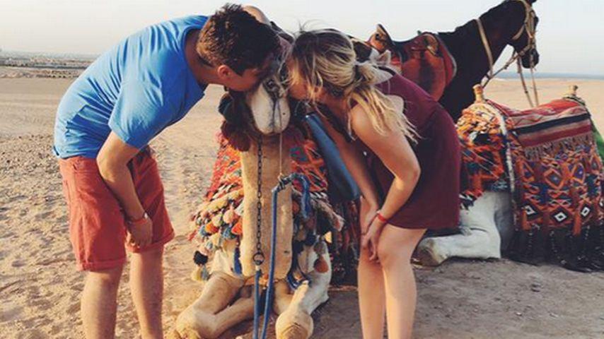 Frisch verliebt: YouTube-Star LionT zeigt neue Freundin