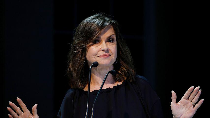 Lisa Wilkinson in Sydney
