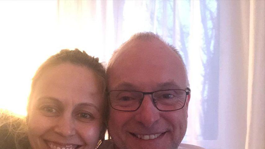 Lisa Heckl und Frank Buschmann im März 2017