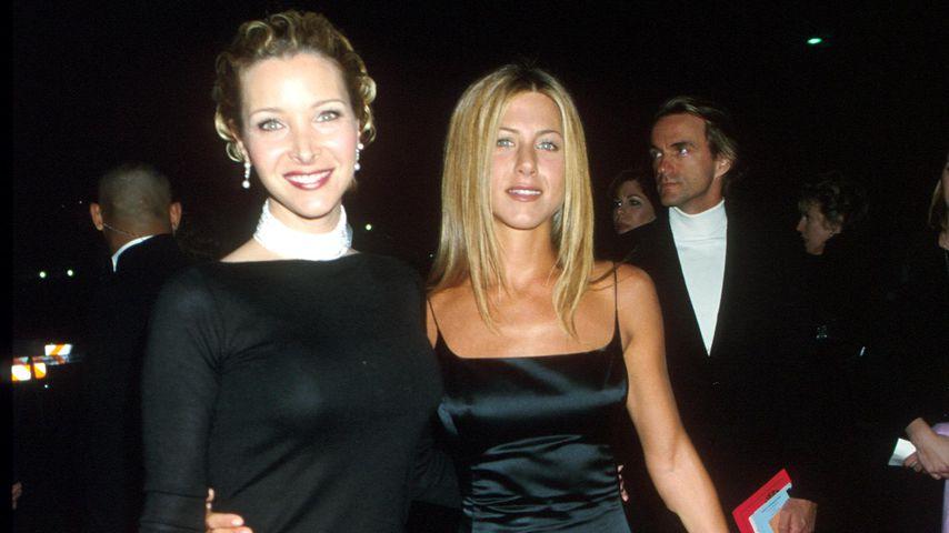Lisa Kudrow und Jennifer Aniston, 2000