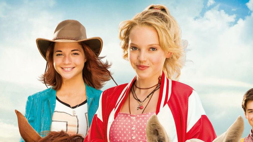 "Lisa-Marie Koroll und Lina Larissa Strahl in ""Bibi & Tina"""